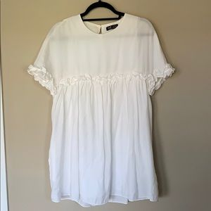 Zara Dresses - Zara trf Dress with Romper Liner *pockets*